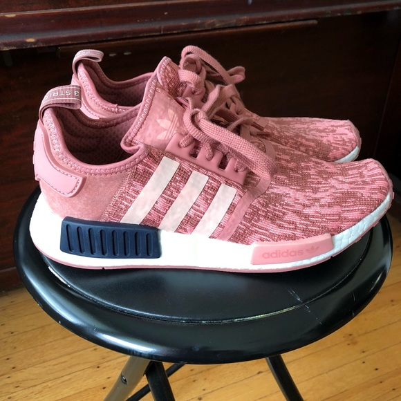 0853c3c99de41 Adidas NMD R1 - Raw Pink - Women's Size 9